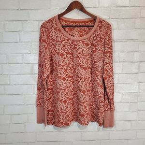 Maurices lightweight printed long sleeve